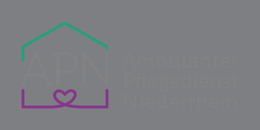 Ambulanter Pflegedienst Niederrhein Logo