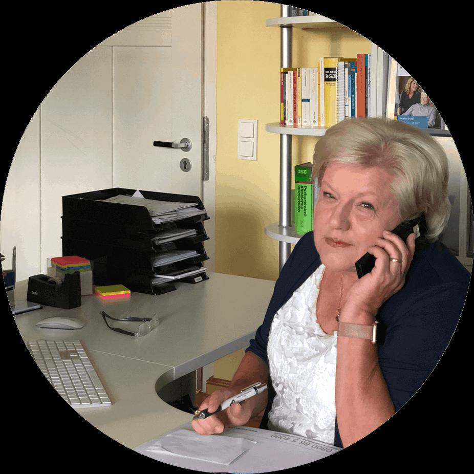 Profilbild Ambulanter Pflegedienst Niederrhein Angelika Heiss